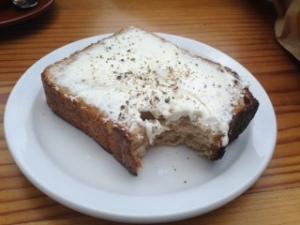 Josey Baker Toast!